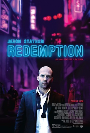Redemption (2013) DVD Release Date