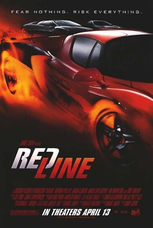 redline dvd release date august 21 2007