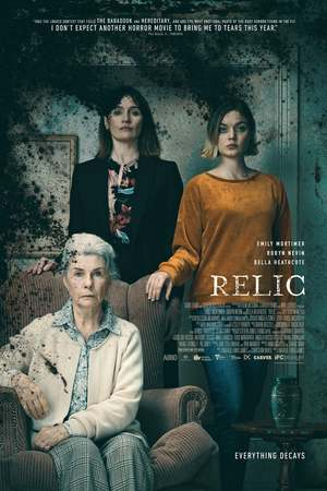Relic (2020) DVD Release Date