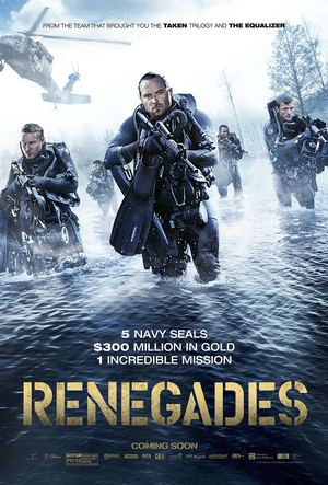 Renegades (2017) DVD Release Date