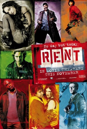 Rent (2005) DVD Release Date