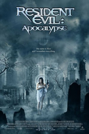Resident Evil: Apocalypse (2004) DVD Release Date