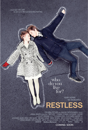 Restless (2011) DVD Release Date