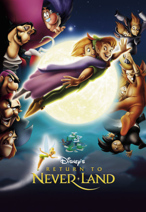 Return to Never Land (2002) DVD Release Date