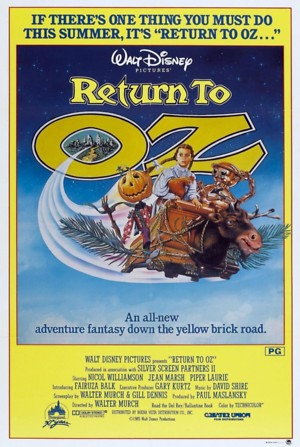 Return to Oz (1985) DVD Release Date