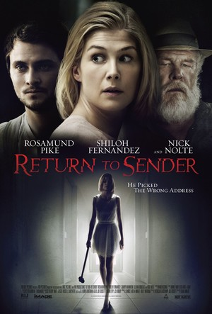 Return to Sender (2015) DVD Release Date