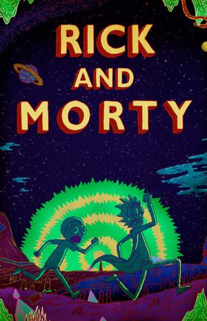 Rick and Morty (TV Series 2013- ) DVD Release Date