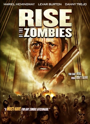 Rise of the Zombies (2012) DVD Release Date