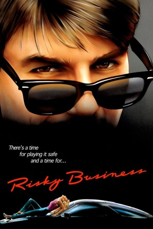 Risky Business (1983) DVD Release Date