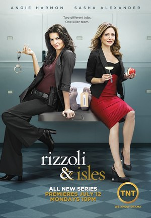 Rizzoli & Isles (TV Series 2010) DVD Release Date