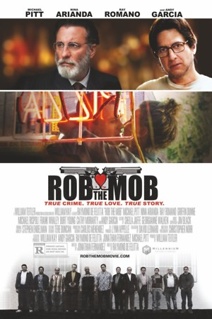 Rob the Mob (2014) DVD Release Date