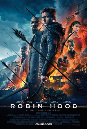 Robin Hood DVD Release Date February 19, 2019