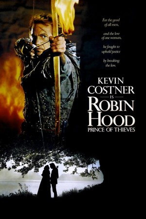 Robin Hood: Prince of Thieves (1991) DVD Release Date