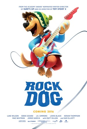 Rock Dog (2016) DVD Release Date