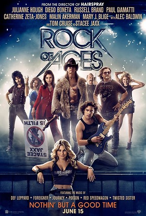 Rock of Ages (2012) DVD Release Date
