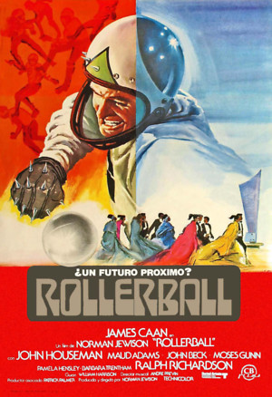Rollerball (1975) DVD Release Date