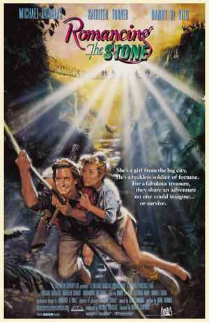 Romancing the Stone (1984) DVD Release Date
