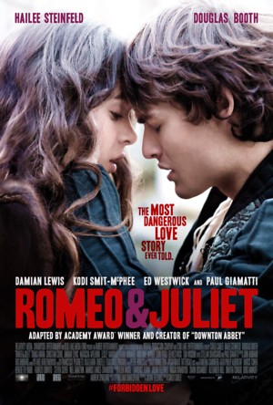 Romeo and Juliet (2013) DVD Release Date