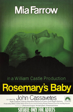 Rosemary's Baby (1968) DVD Release Date