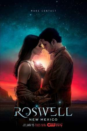 Roswell, New Mexico (TV Series 2019- ) DVD Release Date
