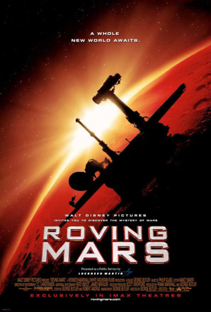 Roving Mars (2006) DVD Release Date
