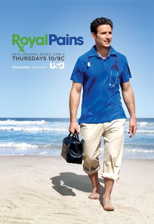 Royal Pains (TV Series 2009-) DVD Release Date