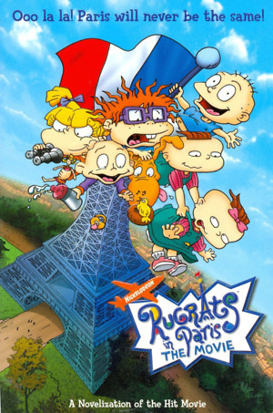 Rugrats in Paris (2000) DVD Release Date