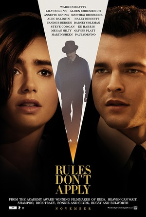 Rules Don't Apply (2016) DVD Release Date