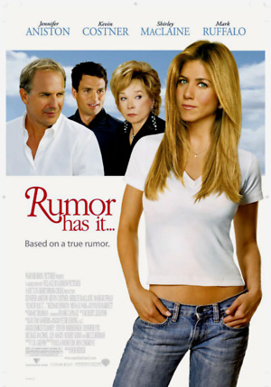 Rumor Has It... (2005) DVD Release Date
