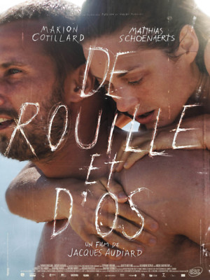 Rust and Bone (2012) DVD Release Date