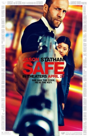 Safe (2012) DVD Release Date