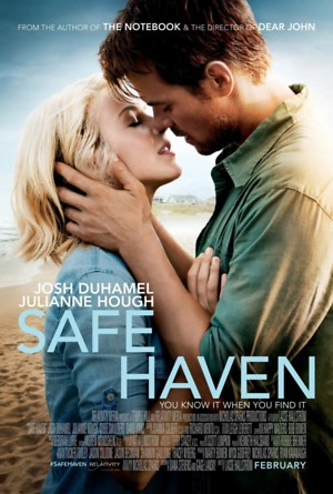 Safe Haven (2013) DVD Release Date