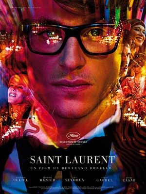 Saint Laurent (2014) DVD Release Date