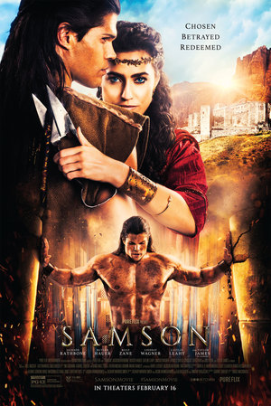 Samson DVD Release Date May 15, 2018