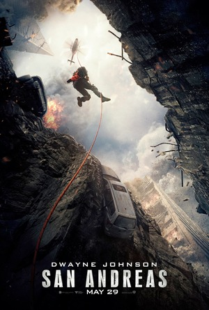 San Andreas (2015) DVD Release Date