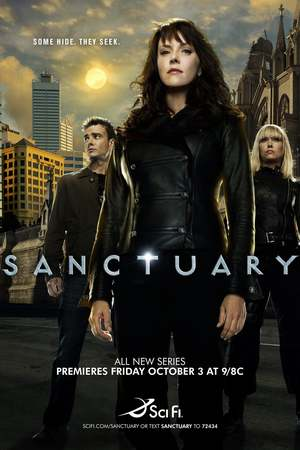 Sanctuary (TV Series 2008-) DVD Release Date