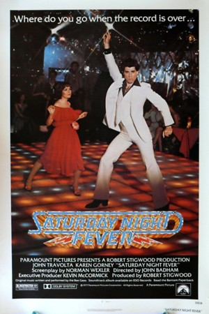 Saturday Night Fever (1977) DVD Release Date