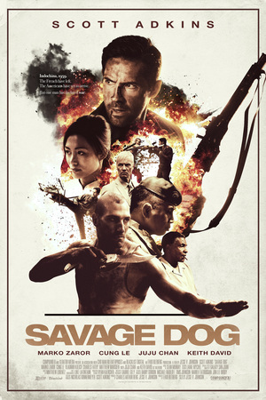 Savage Dog (2017) DVD Release Date