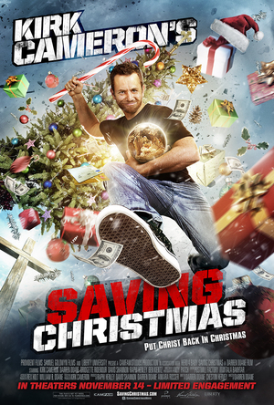 Saving Christmas (2014) DVD Release Date