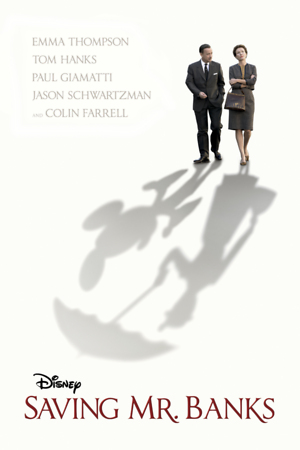Saving Mr. Banks (2013) DVD Release Date