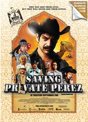 Saving Private Perez (2011) DVD Release Date