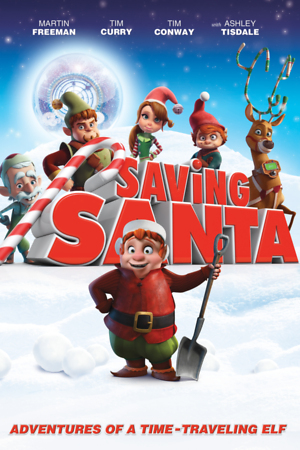 Saving Santa (Video 2013) DVD Release Date