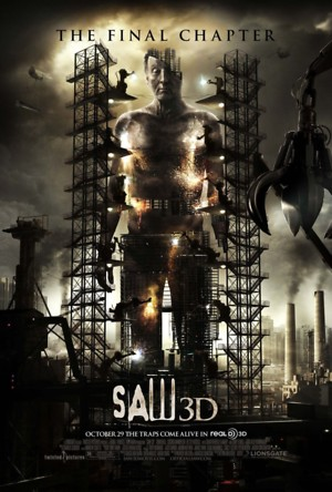 Saw 3D (2010) DVD Release Date