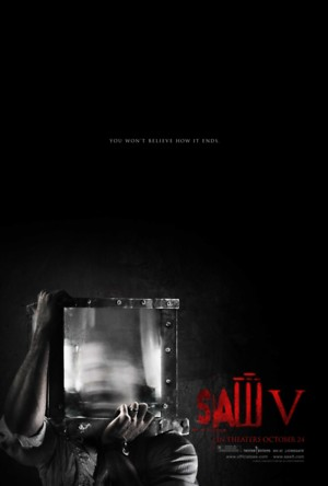 Saw V (2008) DVD Release Date
