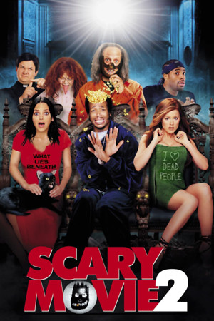 Scary Movie 2 (2001) DVD Release Date