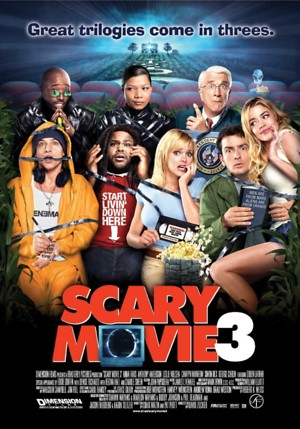 Scary Movie 3 (2003) DVD Release Date