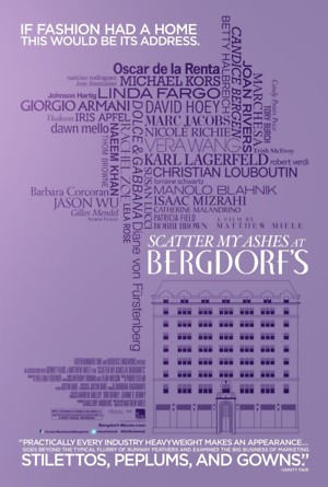 Scatter My Ashes at Bergdorf's (2013) DVD Release Date