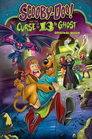 Scooby-Doo! and the Curse of the 13th Ghost (2019) DVD Release Date
