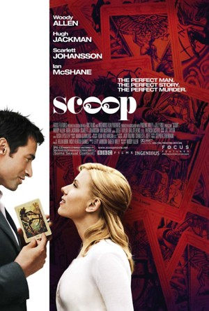 Scoop (2006) DVD Release Date