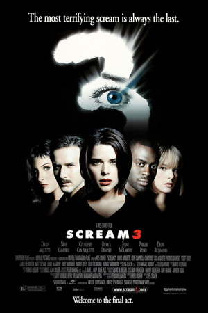 Scream 3 (2000) DVD Release Date